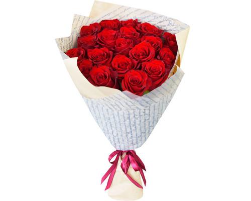 19 Голландских роз