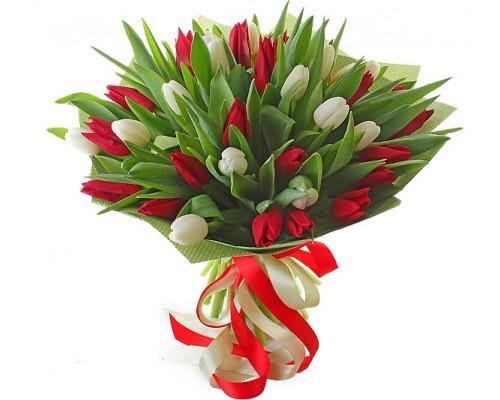 35  tulips