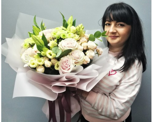 Bouquet from Florist Oksana